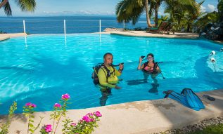 Paradise Taveuni - Learn to Dive in Paradise!