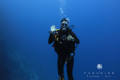 Open water diver course for aspiring scuba divers
